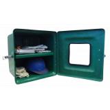 0138b6382343a Armário para Epi de Fibra de Vidro - Comercial Fire