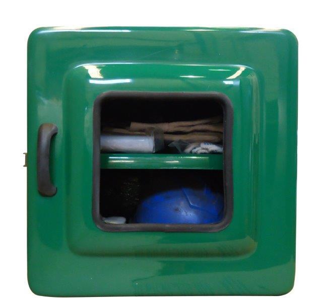 Armário para equipamentos de proteção