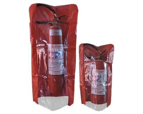 Capa protetora para extintores