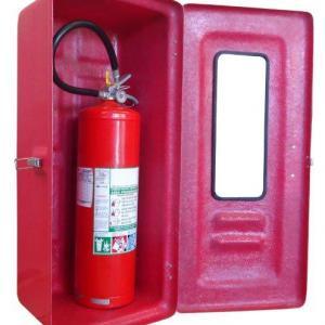 Caixa de extintor externo