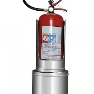 Suporte torre para extintor