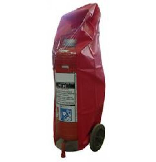 Capa Bagum - para extintor sobre rodas