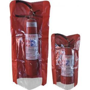 Capa Lona PVC - para extintores portáteis