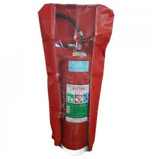 Capa Sanlux - para extintores portáteis