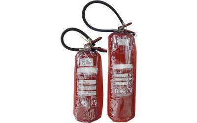 Capa Bagum com cadarço - para extintores portáteis