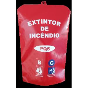 PVC Silk – sem visor – extintor portátil